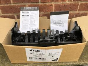 "Atco Balmoral QX 14"" Scarifier Casette,as new,unused."