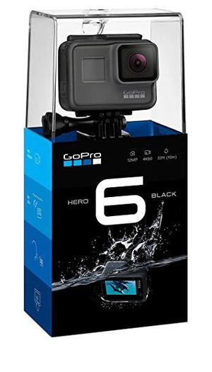 GoPro Hero 6 in mint condition with all the accessories, box (only 1 month old, never been used)