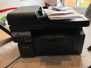 HP Laserjet Mnfw MFP all in one wireless laser printer fax scanner