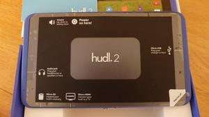 "HUDL2 8.3"" ANDROID TABLET --ALL BOXED + CASE--AS NEW"