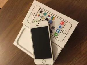 Iphone 5s 64GB in gold grade A Boxed with accessories
