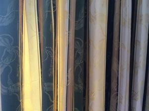 Luxury heavyweight full length curtains