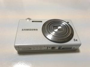 Samsung MV800 White 16.1 Megapixel Digital Camera