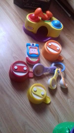 Small toys for baby