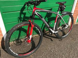 Specialized Carve Comp 29er Mountain Bike
