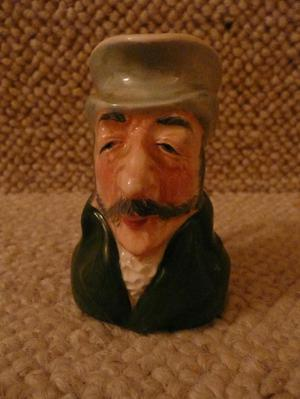Toby Jug - The COLONEL by Olde Staffordshire