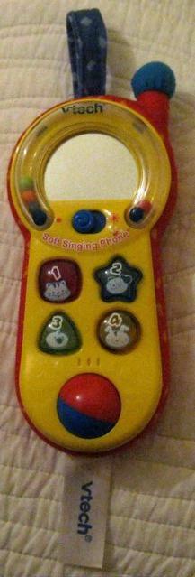 V Tech Soft Singing Phone