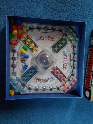 Vintage Board Game - Frustration
