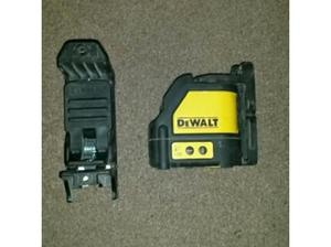dewalt laser type 2 used but very good condition in