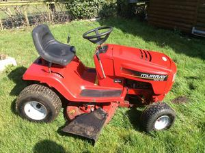 Murray Lawn Mowers New : Murray ride on mower posot class