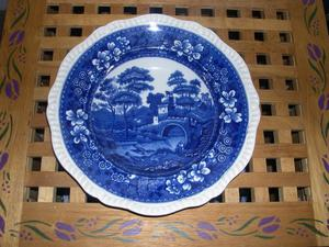 A Copeland Spode's Tower dish.