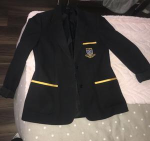 Hill park secondary school blazer