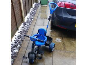 Little Tikes 4-in-1 Trike (Blue) in Leeds