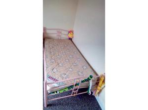Single bed and mattress in Lytham St. Annes