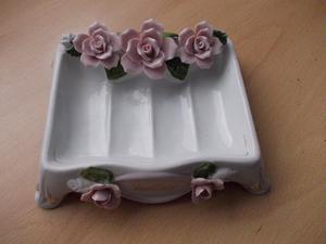 Yardley soap dish