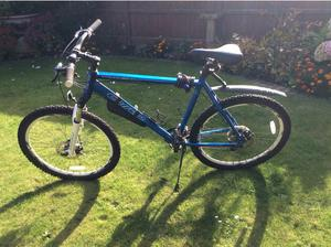 Carrera Vulcan 24 speed mountain bike in Norwich