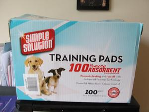 Disposable Puppy Pads - Toilet Training