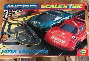 Micro Scalextric Super Endurance