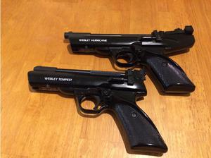 Mint Webley Tempest and Hurricane.22 in Bedford