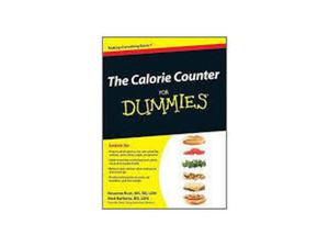 The Calorie Counter for Dummies (ISBN - ) in