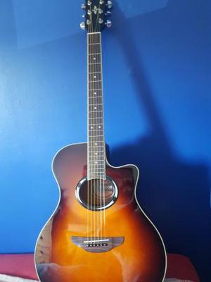 Yamaha electro acoustic guitar brand new and tanglewood t60