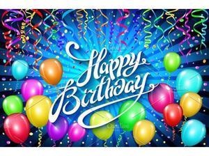 1st Birthday Balloons | Happy Birthday Balloons UK in