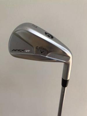 Callaway Apex UT Utility Iron 21* with a Project X Pxi 6.0 Stiff Shaft