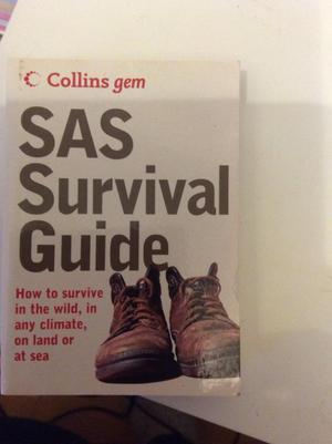 Collins gem, sas survival guide