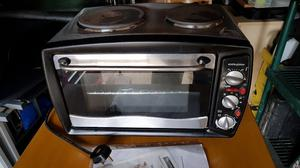 Electric mini oven with hob - can deliver