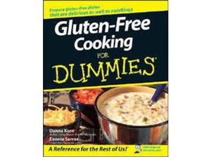 Gluten-Free Cooking for Dummies (ISBN - ) in