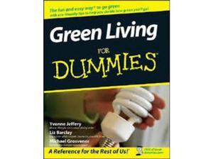 Green Living for Dummies (ISBN - ) in Merthyr
