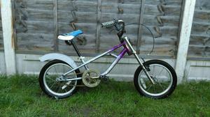 "Kids 16"" wheel cruiser bike"