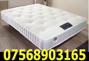 MATTRESS BRAND NEW DOUBLE OR KING SIZE MATTRESS FAST DELIVERY