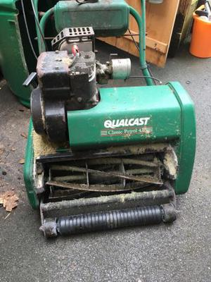 Qualcast petrol mower