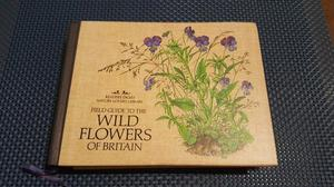 Reader's Digest Field Guide to the Wild Flowers of Britain