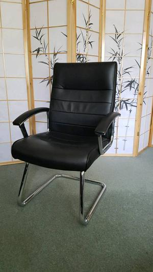 Set of Six Comfortable Meeting Chairs