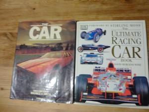 The Car and The Ultimate Racing Car Book