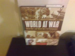 WORLD AT WAR WORLDONE AND TWO