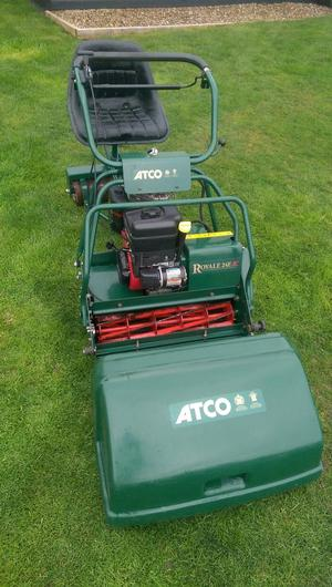 Atco Royale 24E I/C ride on lawn mower