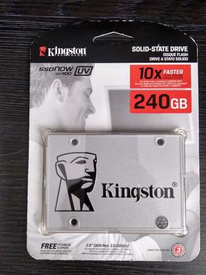 BRAND NEW / BOXED / 240 GB SSD / HIGH QUALITY / KINGSTON