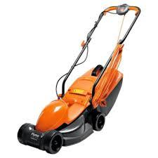 Flymo Rollermo W Electric Rotary Lawn Mower
