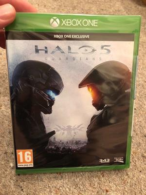 Halo 5 Guardians New