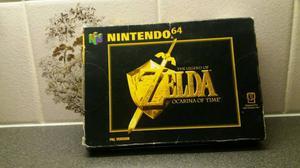 Nintendo 64 Zelda game