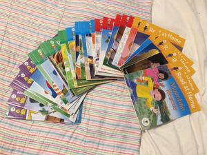 Oxford Reading Tree boxed set of 'Read at Home' children's books