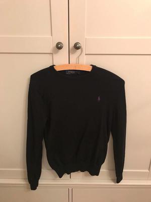 Polo Ralph Lauren black jumper