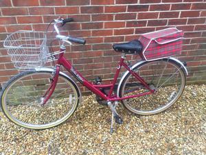 Raleigh Easyride ladies bike.