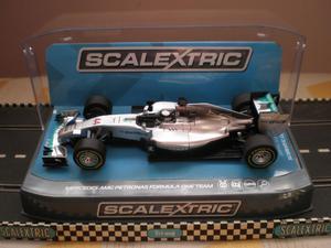 "Scalextric Mercedes AMG Petronas F1 Team ""Hamilton"" - New"