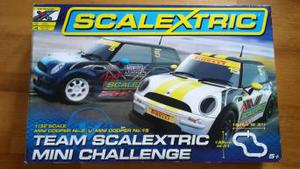 Scalextric Race Set Boxed Set +2 Expansion Sets Long Track