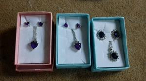 Sterling Silver Jewellery Sets