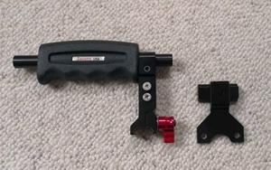 Zacuto top handle for Sony FS100 or BMCC